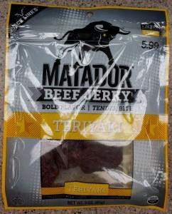 Jack Link's Matador Teriyaki Beef Jerky