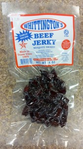 Whittington's Mesquite Smoked Garlic Recipe Beef Jerky
