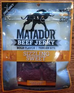 Jack Link Sizzling Sweet Matador Beef Jerky