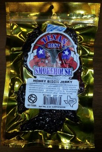 Texas Best Smokehouse Honey Bison Jerky