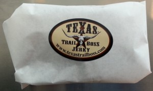 Texas Trail Boss Pork Jerky