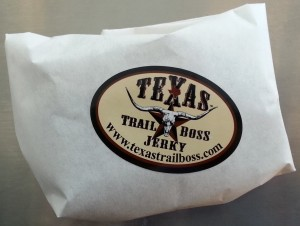Texas Trail Boss Original Beef Jerky