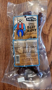 The Jerky Hut Cowboy Smoked Beef Jerky