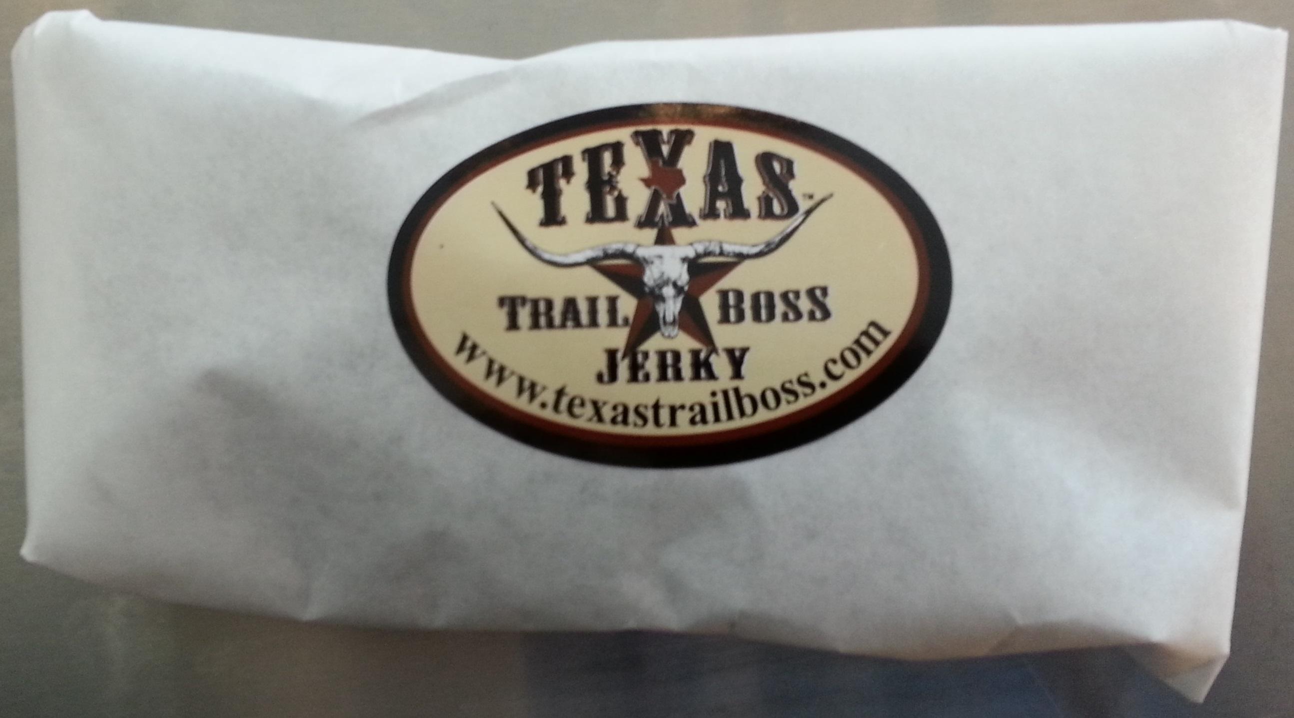 Texas Trail Boss Teriyaki Beef Jerky