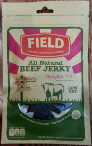 Field Trip Teriyaki No.23 Beef Jerky