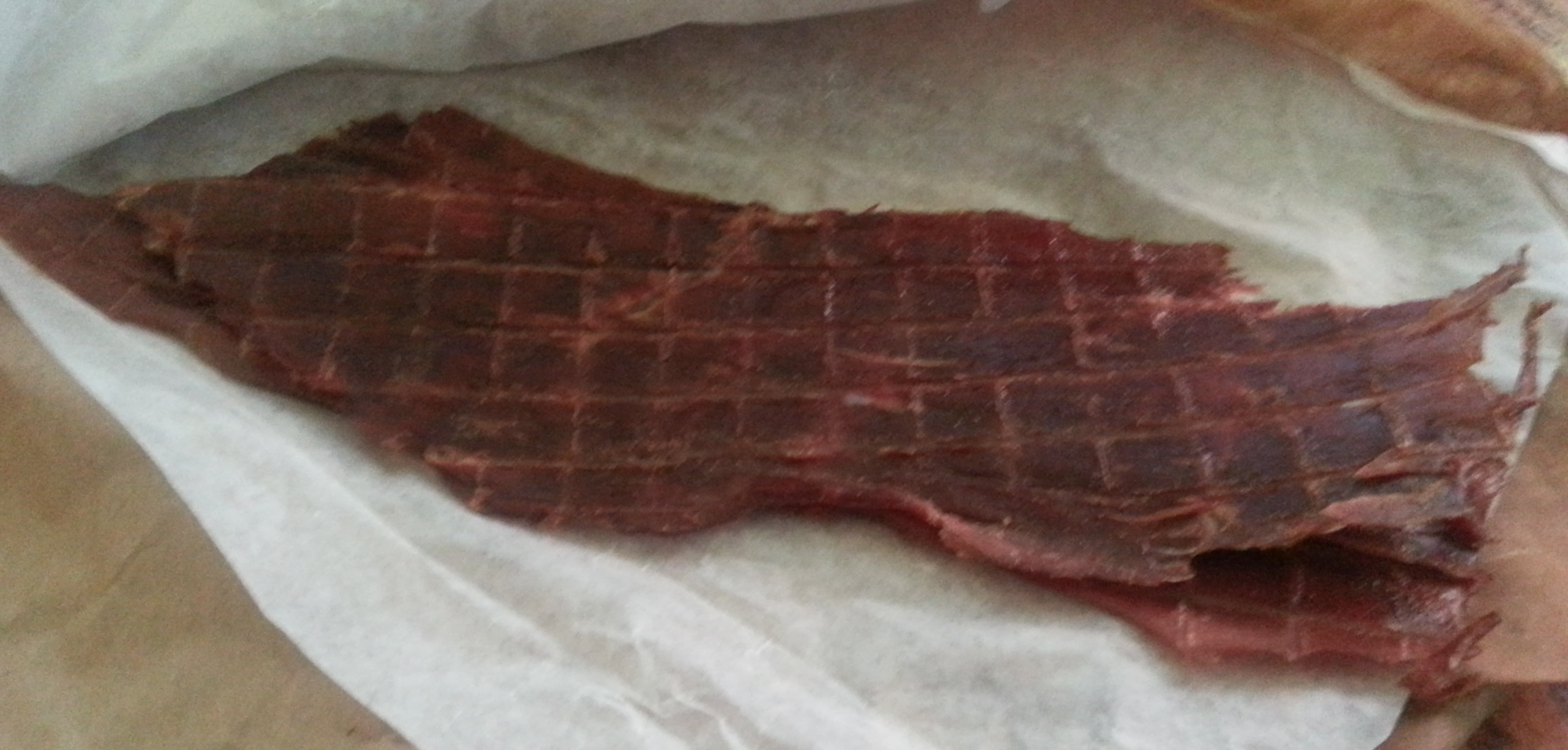 Dussa's Ham and Cheese Ltd's Beef Jerky
