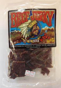 West Cost Select Beef Jerky