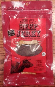 Trader Joe's Natural Original Beef Jerky
