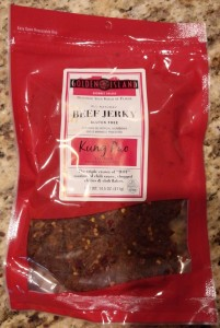 Golden Island All-Natural Kung Pao Beef Jerky